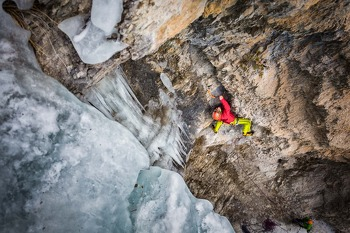 Dry tooling Ecrins