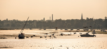 Manningtree Morning Think BDW